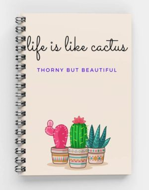 Life is like cactus mecopublications